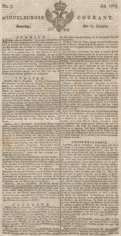 Middelburgsche Courant 1763-01-15