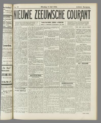 Nieuwe Zeeuwsche Courant 1912-07-09