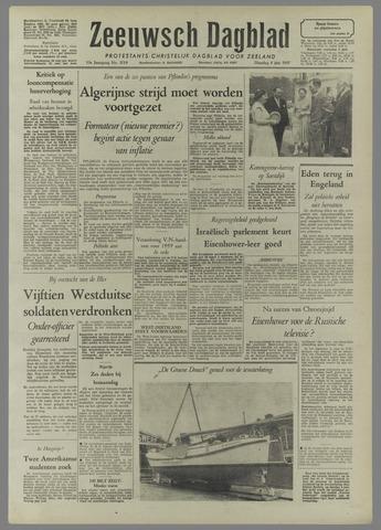 Zeeuwsch Dagblad 1957-06-04