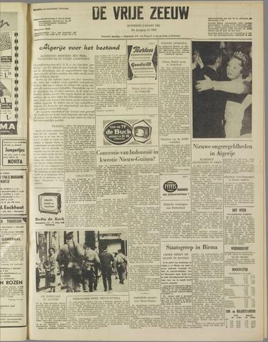 de Vrije Zeeuw 1962-03-03