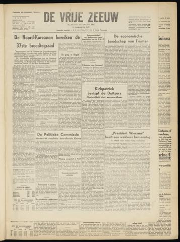de Vrije Zeeuw 1951-01-15