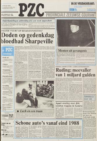 Provinciale Zeeuwse Courant 1985-03-22