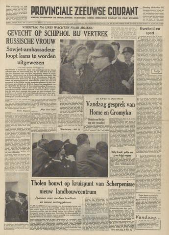 Provinciale Zeeuwse Courant 1961-10-10
