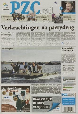 Provinciale Zeeuwse Courant 2008-11-08