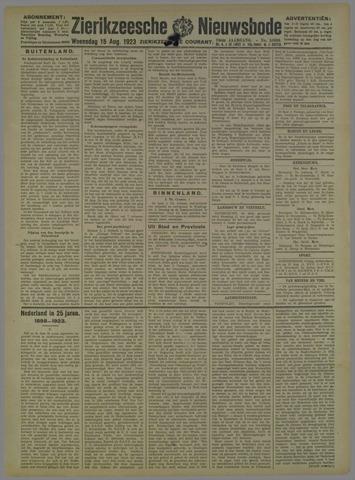 Zierikzeesche Nieuwsbode 1923-08-15