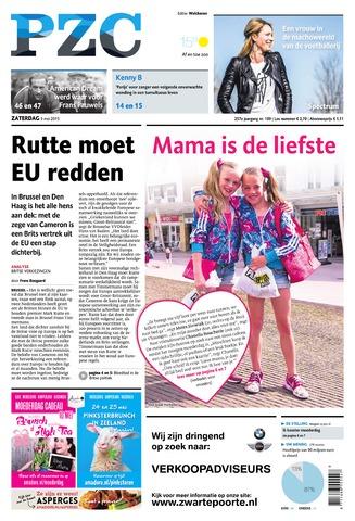 Provinciale Zeeuwse Courant 2015-05-09