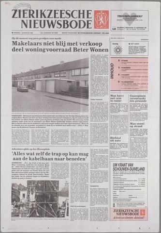 Zierikzeesche Nieuwsbode 1995-08-01