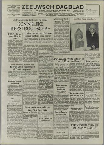 Zeeuwsch Dagblad 1955-12-27