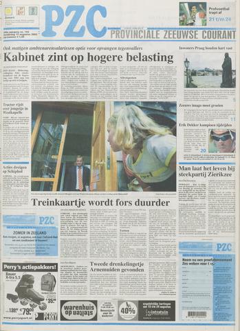 Provinciale Zeeuwse Courant 2002-08-15