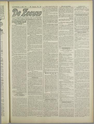 De Zeeuw. Christelijk-historisch nieuwsblad voor Zeeland 1944-05-04