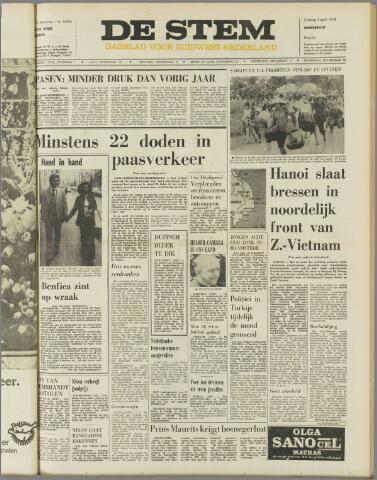 de Stem 1972-04-04