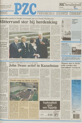 Provinciale Zeeuwse Courant 1995-05-09