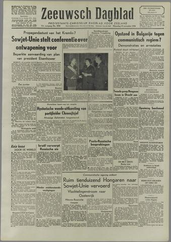 Zeeuwsch Dagblad 1956-11-19
