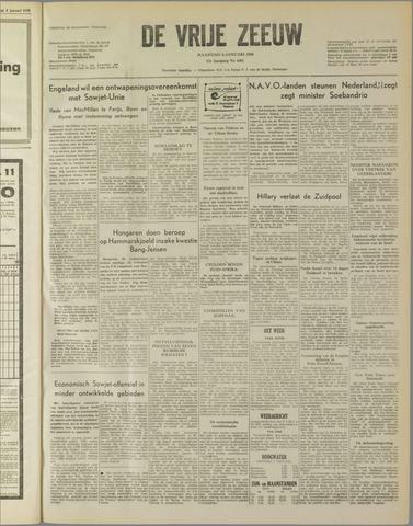 de Vrije Zeeuw 1958-01-06