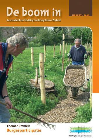Landschapsbeheer Zeeland - de Boom in 2013-09-21