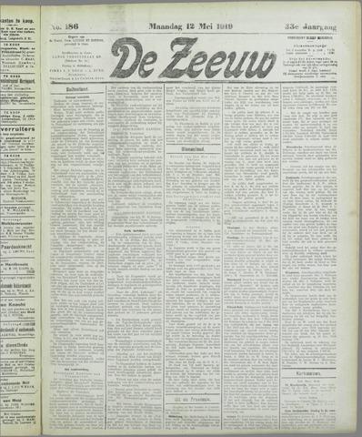 De Zeeuw. Christelijk-historisch nieuwsblad voor Zeeland 1919-05-12