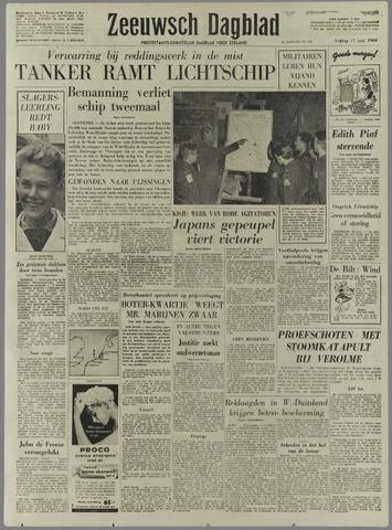 Zeeuwsch Dagblad 1960-06-17