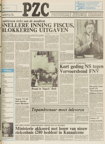 Provinciale Zeeuwse Courant 1979-06-14