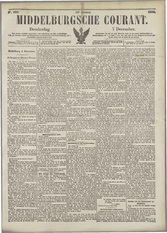 Middelburgsche Courant 1899-12-07
