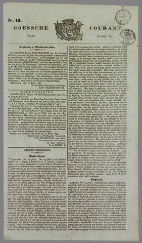 Goessche Courant 1834-06-20