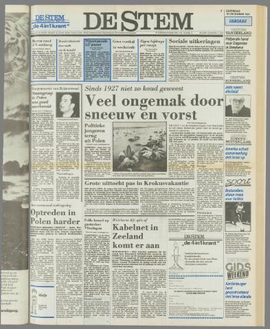de Stem 1981-12-19