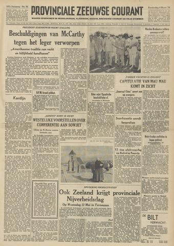 Provinciale Zeeuwse Courant 1954-03-04