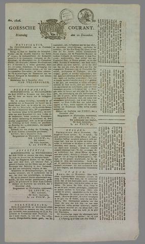 Goessche Courant 1826-12-11