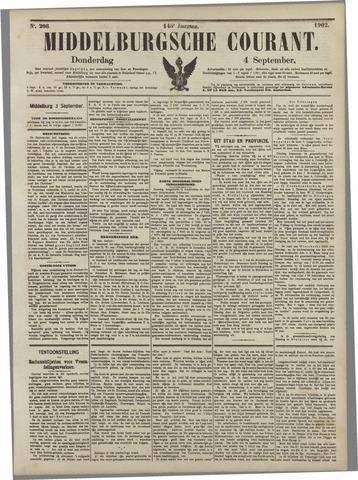Middelburgsche Courant 1902-09-04