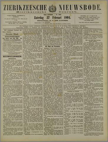 Zierikzeesche Nieuwsbode 1904-02-27