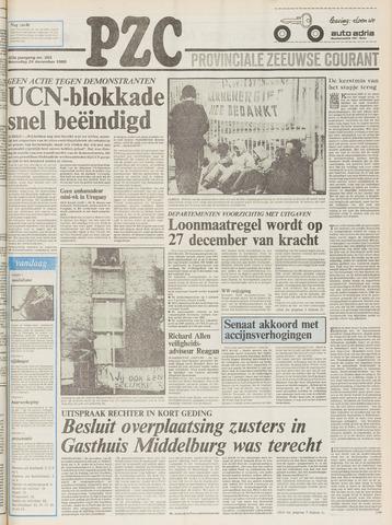 Provinciale Zeeuwse Courant 1980-12-24