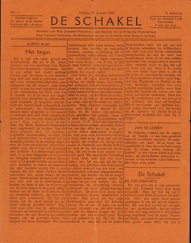 De Schakel 1945