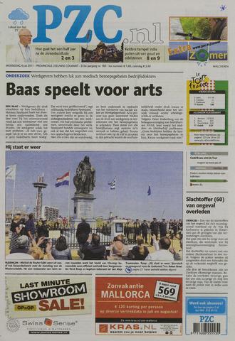 Provinciale Zeeuwse Courant 2011-07-06