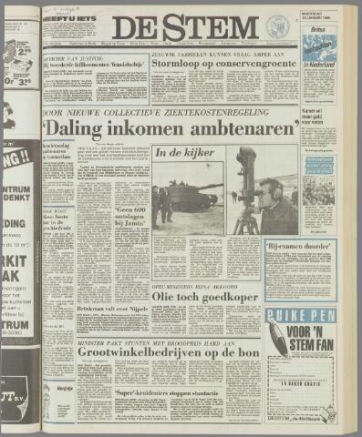 de Stem 1985-01-30