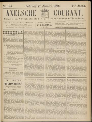 Axelsche Courant 1906-01-27