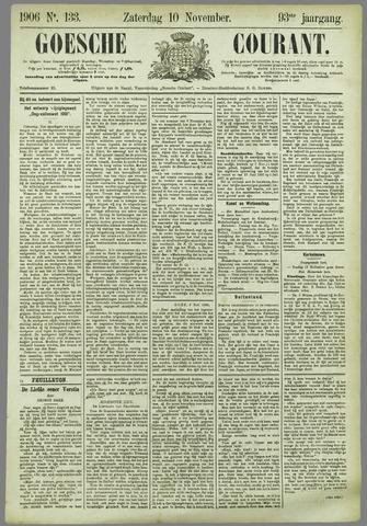 Goessche Courant 1906-11-10