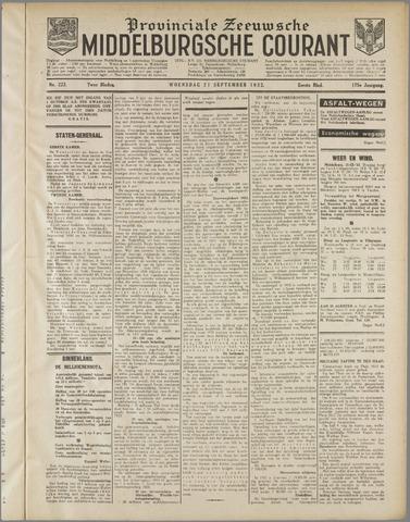 Middelburgsche Courant 1932-09-21