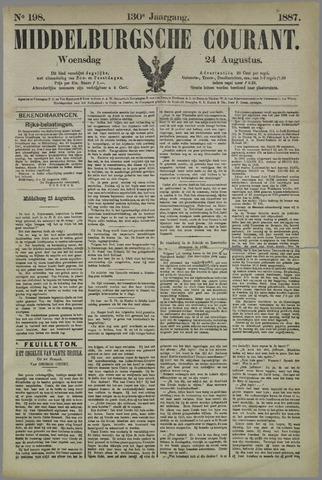 Middelburgsche Courant 1887-08-24