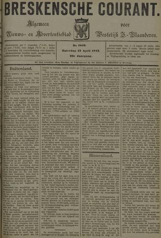Breskensche Courant 1913-04-12
