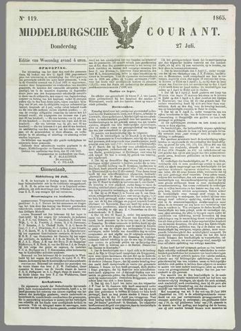 Middelburgsche Courant 1865-07-27