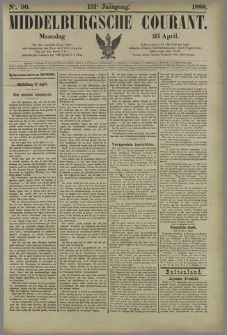 Middelburgsche Courant 1888-04-23