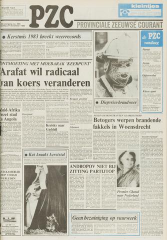 Provinciale Zeeuwse Courant 1983-12-27