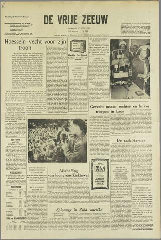 de Vrije Zeeuw 1963-04-27