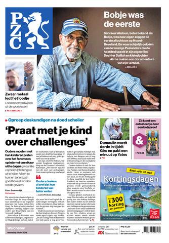 Provinciale Zeeuwse Courant 2018-05-23