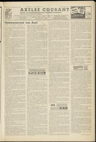 Axelsche Courant 1956-10-06