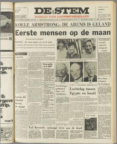 de Stem 1969-07-21