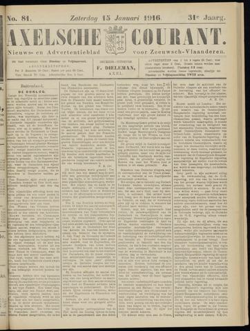 Axelsche Courant 1916-01-15