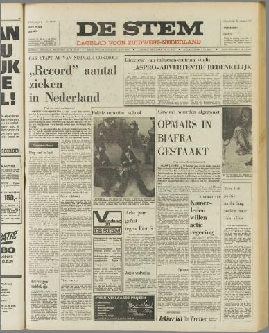 de Stem 1970-01-15