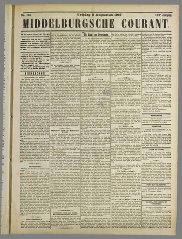 Middelburgsche Courant 1919-08-08