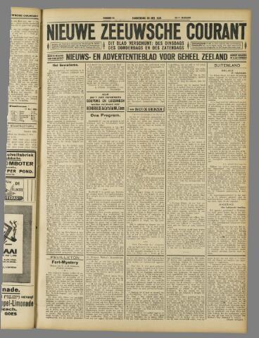 Nieuwe Zeeuwsche Courant 1929-05-30