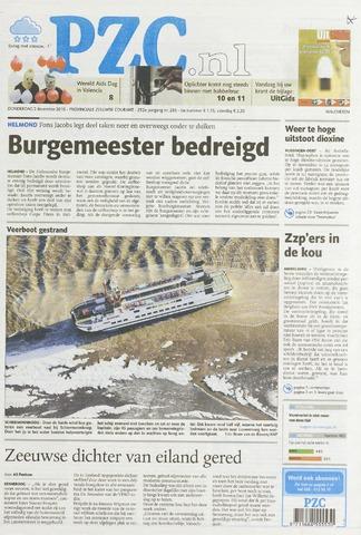Provinciale Zeeuwse Courant 2010-12-02
